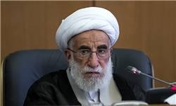 دبیر شورای نگهبان از خانواده ۲۱ شهید یگان حفاظت مجلس تجلیل کرد