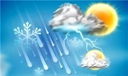 ورود سامانه بارشی به کشور/ بارش برف و باران و کاهش دما تا ۸ درجه در استانهای غربی 