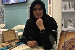 نگاه دنیا نسبت به زن ایرانی و هنر او بسیار محدود و غیر واقعی است /  بیگانگی نسل جدید با هنر تذهیب