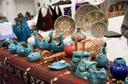 برپایی 90 غرفه از 31 استان در بیستونهمین نمایشگاه ملی صنایعدستی