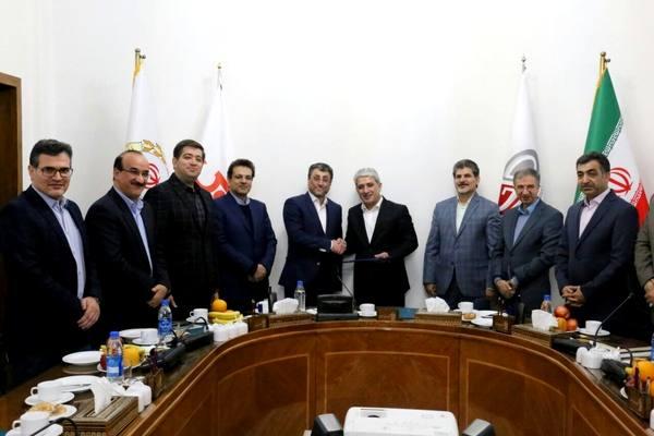 تفاهمنامه همکاری افق کوروش و بانک ملی ایران به امضا رسید