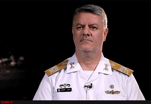 تفنگداران نیروی دریایی نقطهای تاریخی در دفاع مقدس شکل دادند