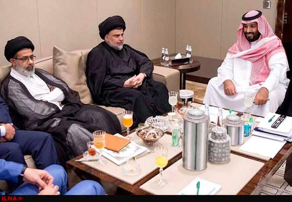 مقتدی صدر: هرگز علیه ایران و منافع آن اقدامی نخواهیم کرد