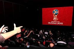 استقبال مردم از پخش فوتبال در سینماها / هیچ مشکل امنیتی و بینظمی گزارش نشده است