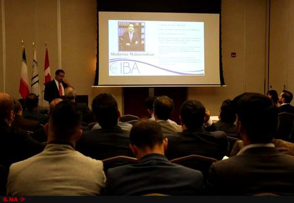 اولین کنفرانس سالانه انجمن بازرگانان ایران و کانادا برگزار شد