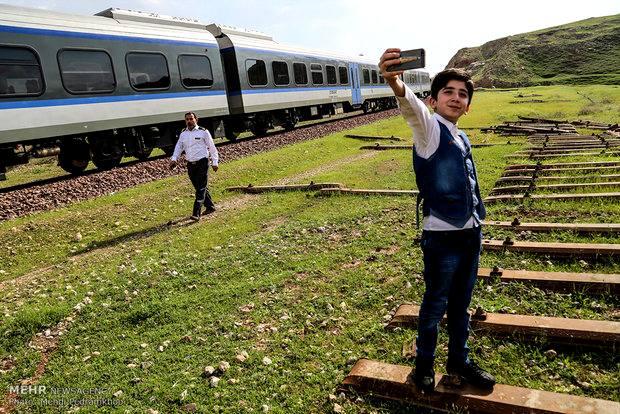 ظرفیت قطار گردشگری تهران - سوادکوه از فردا دوبرابر میشود