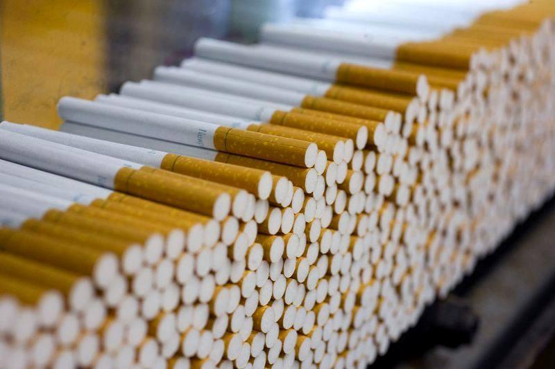 کاهش 43 درصدی واردات سیگار و رشد 10 درصد تولید داخلی آن