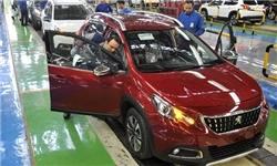 پژو۲۰۰۸ در ۹ ماهه امسال هم به تولید نرسید/ادامه تأخیرها در تولید خودروهای فرانسوی