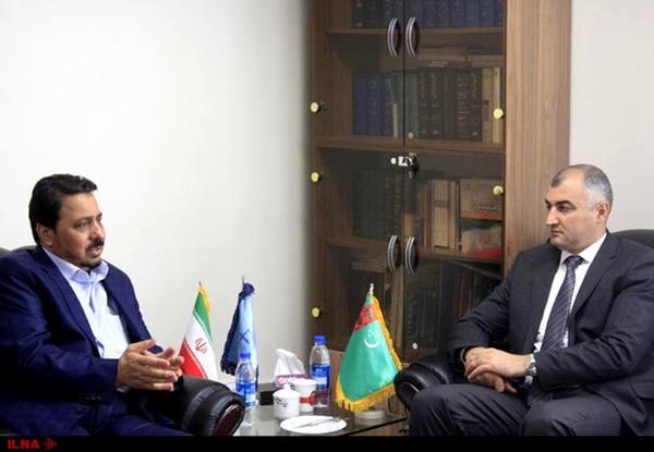 تأکید بر ضرورت اجرای موافقتنامههای حقوقی و قضایی بین ایران و ترکمنستان