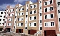 کیفیت پایین ساختوساز و بتن برخی پروژههای مسکن مهر