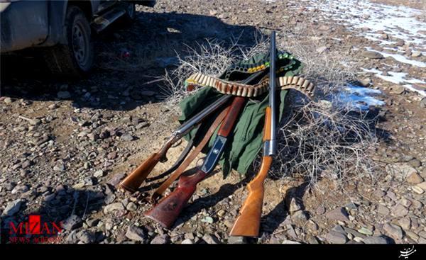 رونویسی از قانون جریمه شکارچی متخلف