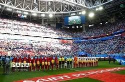 بازی ایران و اسپانیا از شبکه سه پخش می شود
