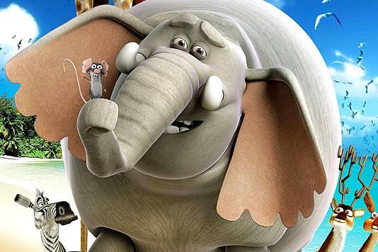 انیمیشن متفاوت «فیلشاه» به فجر رسید