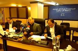 رئیس نمایشگاه کتاب فرانکفورت در غرفه ایران /  حضور پررنگتر ایران در غرفه سایر کشورها