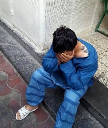 قتل پسر جوان به خاطر یک دختر/ اعتراف اراذل و اوباش مرتضی گرد به جنایت