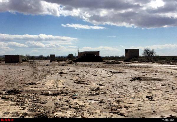 گزارش بررسی سیل استانهای سیستان، آذربایجان شرقی و غربی قرائت شد