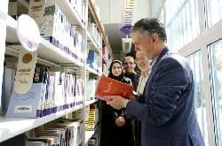 حضور نسل جدید در کتابخانهها سبب افزایش و تشویق به مطالعه خواهد شد /  کتابخانه ها به عنوان باشگاه فرهنگی مورد توجه هستند