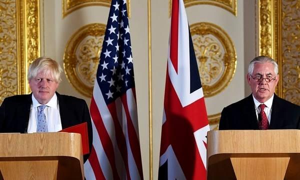 افزایش اختلافهای بریتانیا و آمریکا بر سر پایبندی ایران به توافق هستهای
