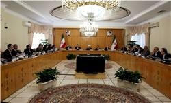 هیات دولت با تشکیل کارگروه ملی سازگاری با کم آبی موافقت کرد