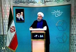روحانی:برخی موسسات اعتباری غیرمجاز در دولت قبل بوجود آمدند /پای موسسه میزان به مناظره باز شد