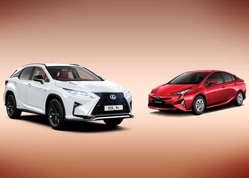 فروش بیش از ۱.۵ میلیون خودروی الکتریکی توسط تویوتا در سال ۲۰۱۷