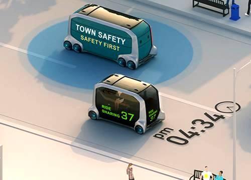 رونمایی از خودروی جدید تویوتا در نمایشگاه CES