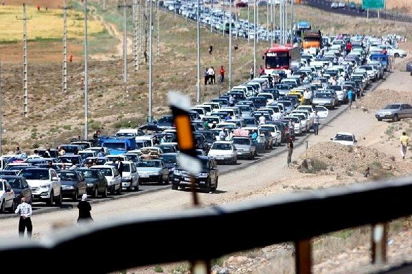 محدودیتهای ترافیکی جادهای در تعطیلات منتهی به عید غدیر