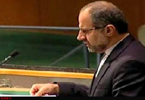 ایران هرگز به دنبال برتریجویی نژادی نبوده است/ اقدام کانادا دهنکجی به حقوقبشر است