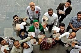 مناقشه بر سر «رأی مردم»/نزدیکی نظر روحانی به نگاه رهبری