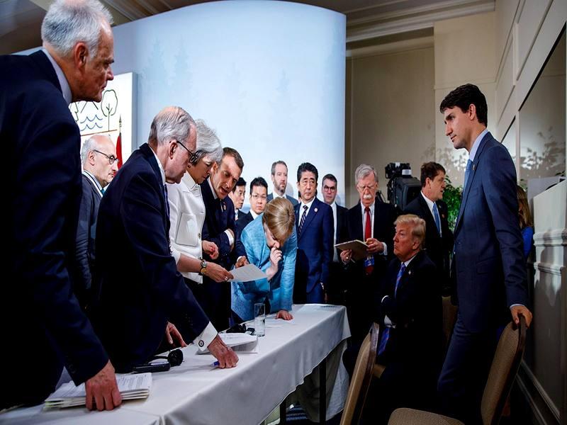 اجلاس جی 7 اتحادیه اروپا را به هم نزدیکتر کرد