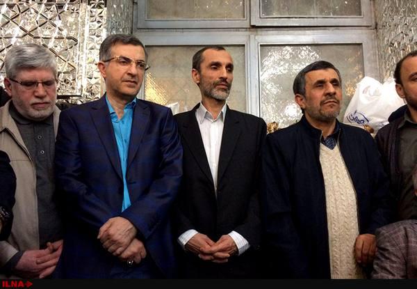 از بستنشینی مردان پرحاشیه دولت پاکدست تا اتهامات احمدینژاد علیه قوه قضاییه