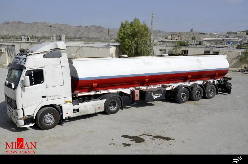 گازوئیل قاچاق