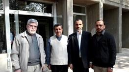 خودزنی احمدینژاد و یارانش /رویارویی علنی با سران قوا