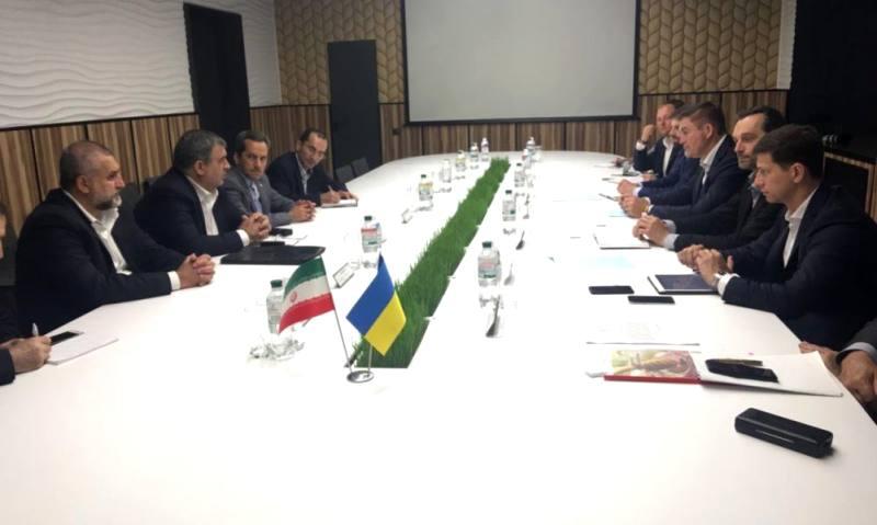 اوکراین بر تامین نیازهای خود از طریق ایران تاکید کرد