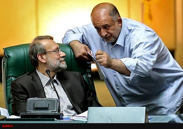 قاضیپور: اجازه دهید سوال از رئیس جمهور مطرح شود/ لاریجانی: کسی جلوی نمایندگان را برای طرح سوال نگرفته است