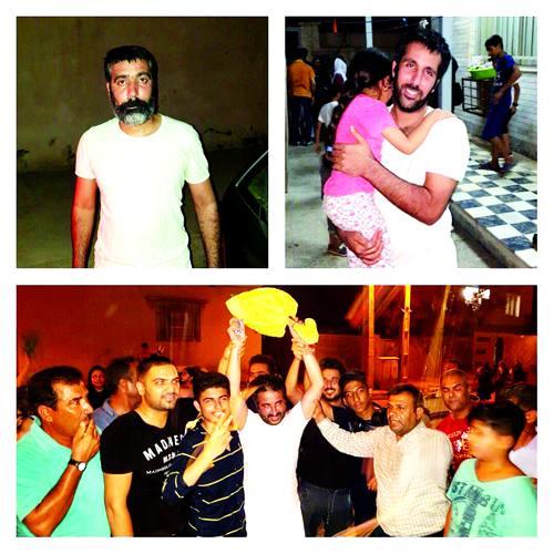 صیادان آزاد شده ایرانی: نمیدانستیم چه وقت آزاد می شویم