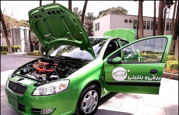 پیشنهاد تولید خودروهای هیبریدی به جای برقی