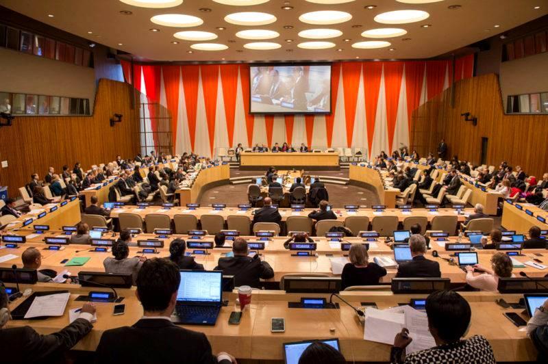 ایران به عضویت شورای اجتماعی و اقتصادی سازمان ملل درآمد