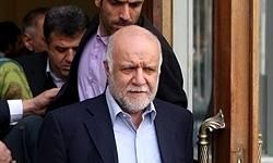وزیر نفت وارد صحن علنی مجلس شد