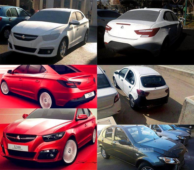 همکاری ایران خودرو با سه شرکت خارجی برای ساخت خودروهایی با پلتفرم جدید