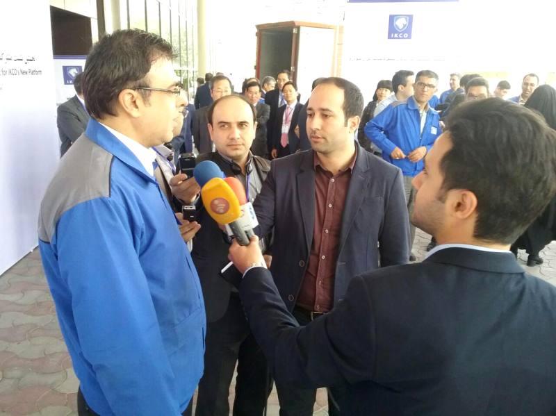 عرضه خودروهای پلتفرم جدید ایران خودرو با داخلی سازی 70 درصدی