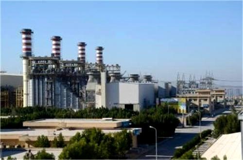 امضای قرارداد احداث نیروگاه سیکل ترکیبی کلاس F در منطقه ارس