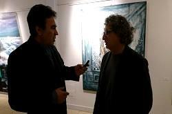 افتتاح «نمایشگاه اساتید کارگاههای نقاشی دانشکده سوریه» در گالری آیه