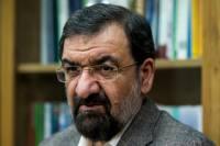 محسن رضایی به ثبت نام رقب انتخاباتی اش واکنش نشان داد
