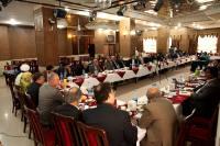 گزارش تصویری جلسه معارفه مسئولین ستادهای شهرستانی و استانی ستاد دکتر روحانی در مازندران (2)
