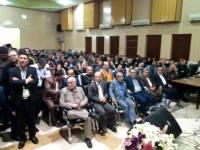 ستاد انتخاباتی دکتر روحانی در مازندران جشن پیروزی برگزار کرد