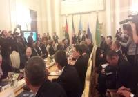 آغاز هفتمین اجلاس وزیران خارجه کشورهای ساحلی دریای خزر