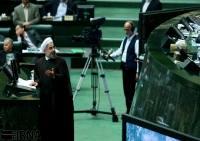 نظر کمیسیون آئیننامه درباره سوال از روحانی این هفته اعلام میشود
