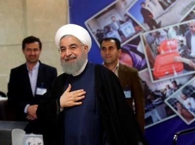 حسن روحانی پیروز انتخابات ریاست جمهوری شد