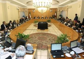 در جلسه دیروز هیئت دولت چه گذشت؟؟/ توصیه رئیس جمهور به استاندار مازندران